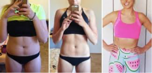 Amazing weight loss transformation from SB Nutrition